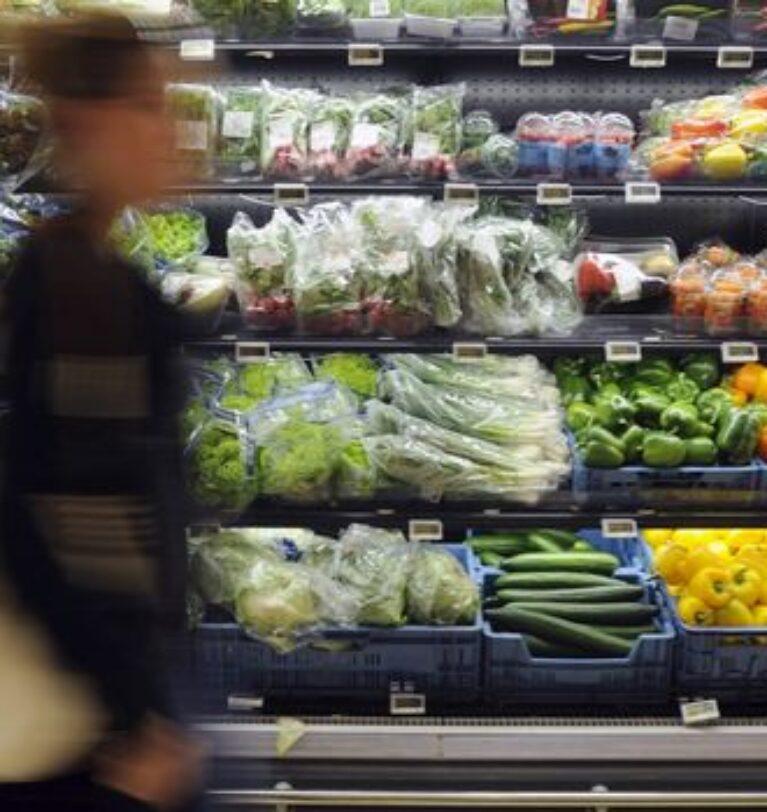 Gıda enflasyonunda yaş meyve ve sebze etkisi