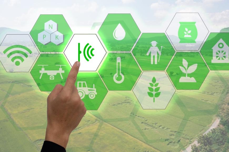 Dijital tarım teknolojileri