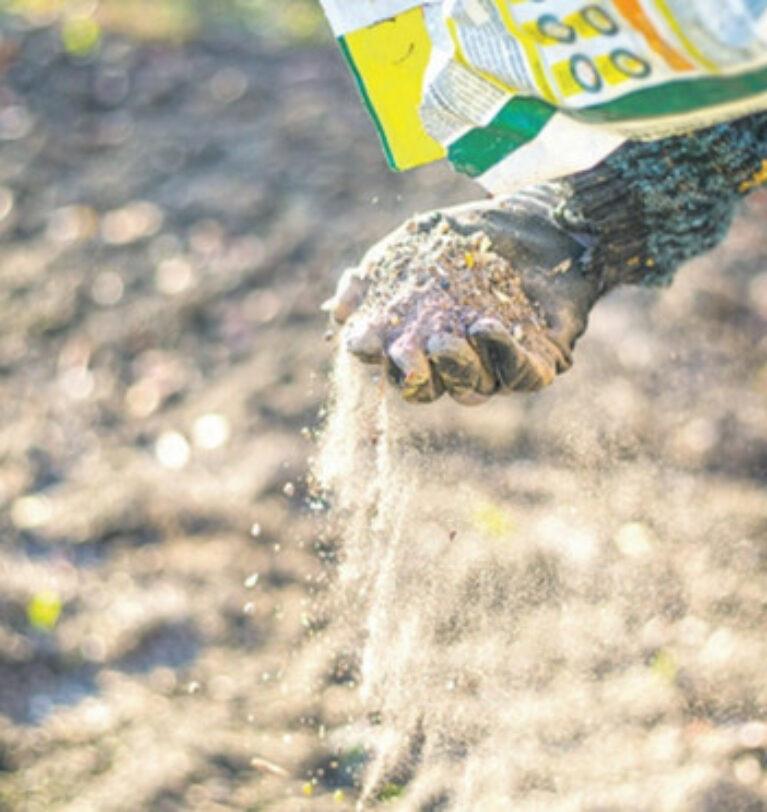 Organik, suda çözünebilir, özel gübrelerde ihracat yasağı kalktı